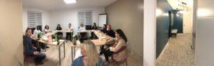 Cabinet groupes et Salle de réunion